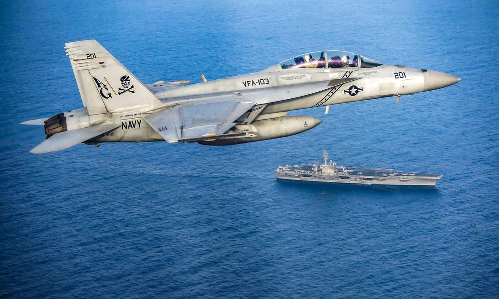 F/A-18 Kampfjets der Luftwaffe: Wer entscheidet im Ernstfall über Programmierung der Waffensysteme?