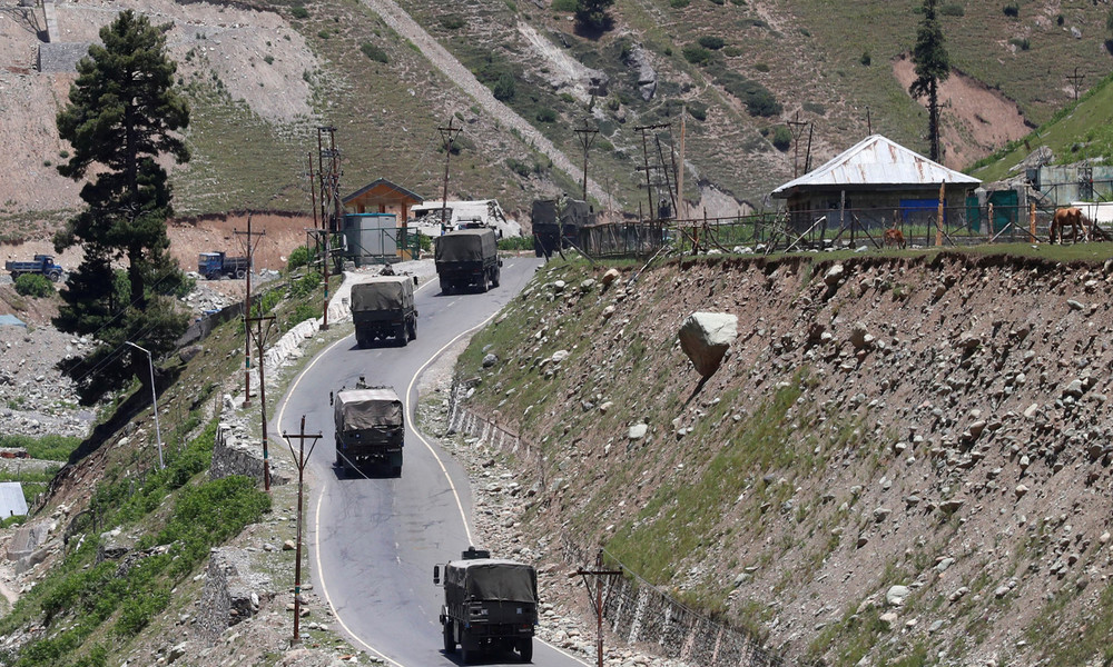 Lage in Grenzregion eskaliert: Indische Soldaten bei Gefecht mit chinesischen Truppen getötet
