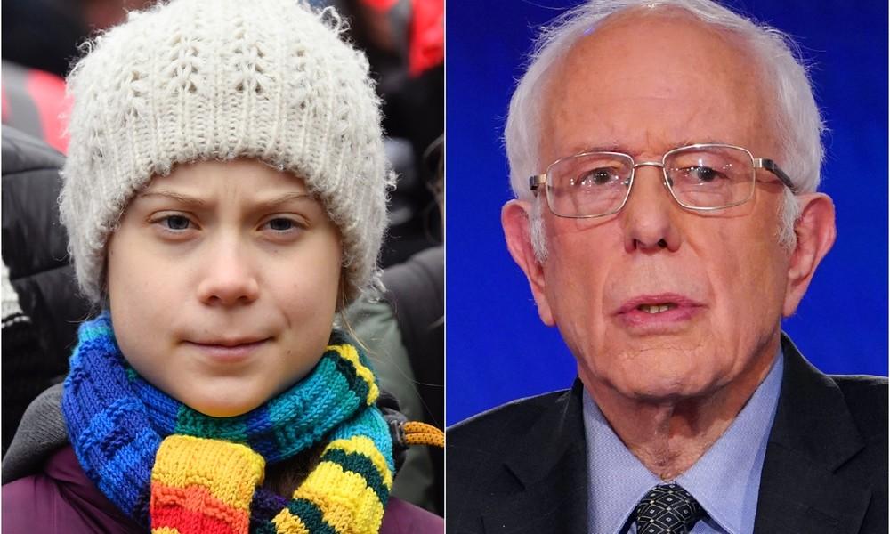 Greta und Bernie sollten in diesen unruhigen Zeiten führen – aber sie sind nicht radikal genug