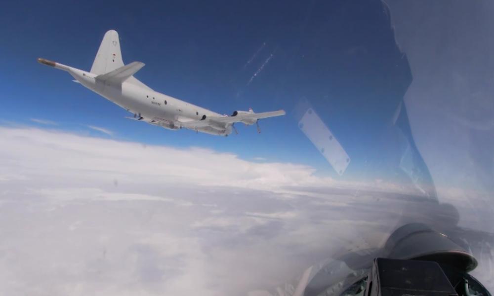 Russland: Kampfflugzeuge fangen strategische US-Bomber über der Ostsee ab