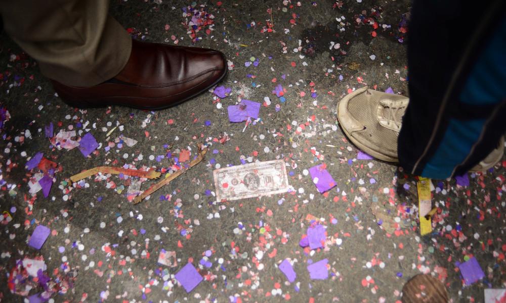 Wirtschaftsexperte: Absturz des US-Dollars steht unmittelbar bevor