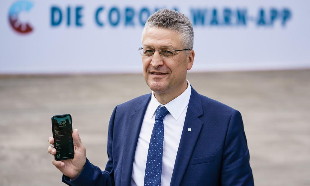 Neue Corona-Warn-App läuft – Regierung wirbt fürs Mitmachen