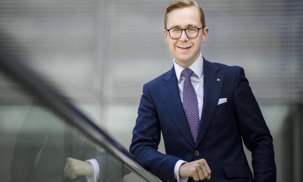 Nach Lobbyismusvorwürfen: Philipp Amthor zieht sich aus Amri-Untersuchungsausschuss zurück