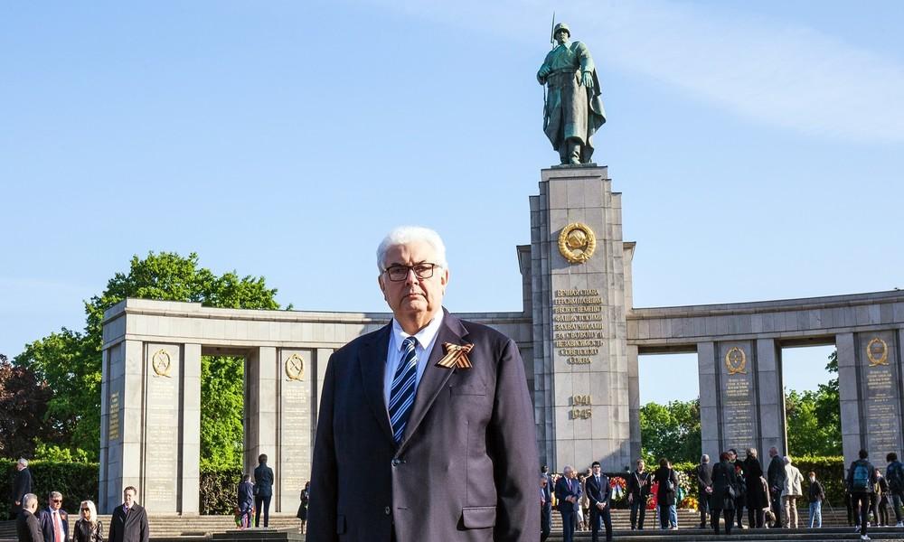 Russischer Botschafter in Deutschland: USA demontieren das Völkerrecht und die EU-Partner schweigen