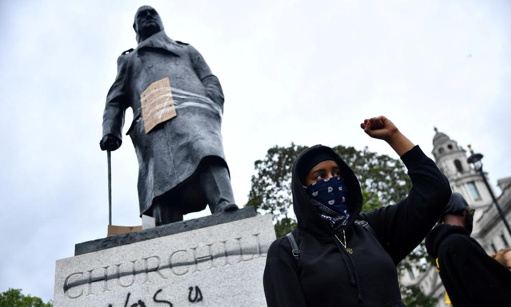 Alles Rassisten? – Der Kampf um das kulturelle Erbe des Empire in Großbritannien (Video)