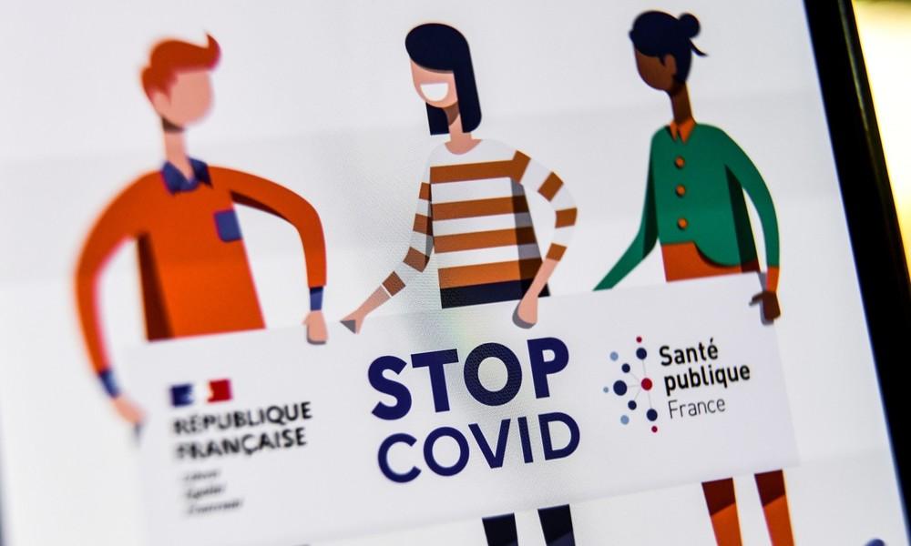 """Corona-App """"StopCovid"""" der französischen Regierung sammelt mehr Daten als gestattet"""