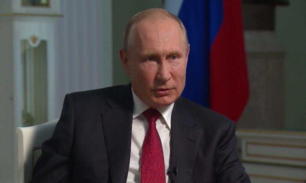 """""""Kommt nichts Gutes bei raus"""" – Putin über Unruhen, Plünderungen und Denkmalstürze bei BLM-Protesten"""