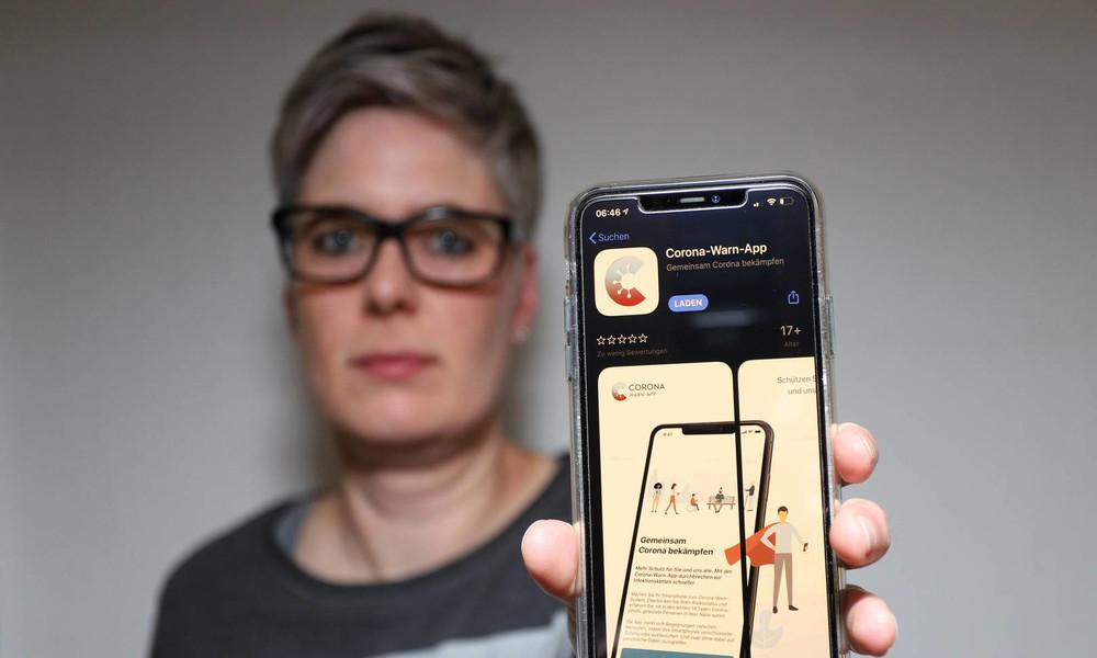 """""""Hohe Resonanz in der Bevölkerung"""": Corona-App angeblich schon über 6,5 Millionen Mal installiert"""