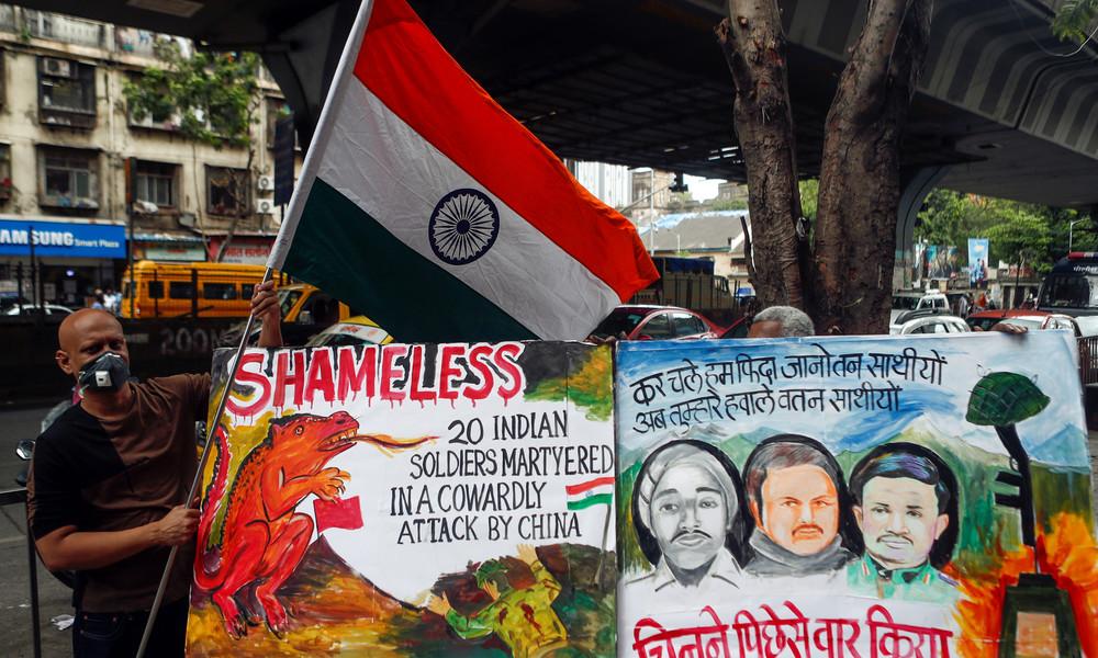 Indischer Premier Modi warnt: Tod unserer Soldaten im Kampf gegen China war nicht umsonst