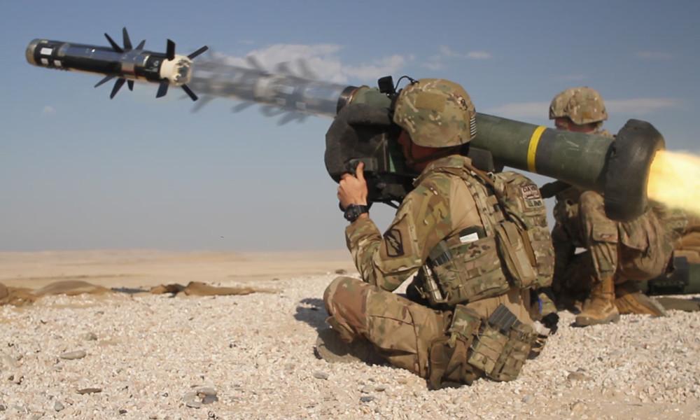 """USA beliefern Ukraine mit Panzerabwehrraketen gegen vermeintliche """"russische Aggression"""""""