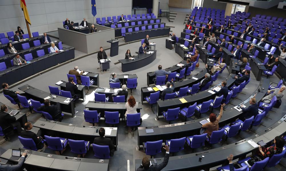 LIVE: 165. Sitzung des Deutschen Bundestags – Bundeswehreinsatz in Kosovo und Libanon + Mindestlohn