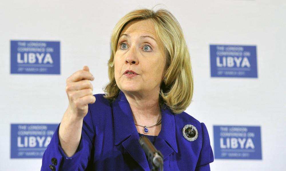 Wo der Sklavenhandel blüht: Hillary Clintons antirassistische Heuchelei (Video)