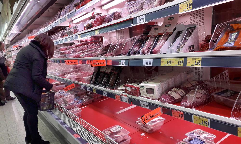 Corona-Ausbruch bei Tönnies: Ein Fünftel der Fleischproduktion in Deutschland betroffen