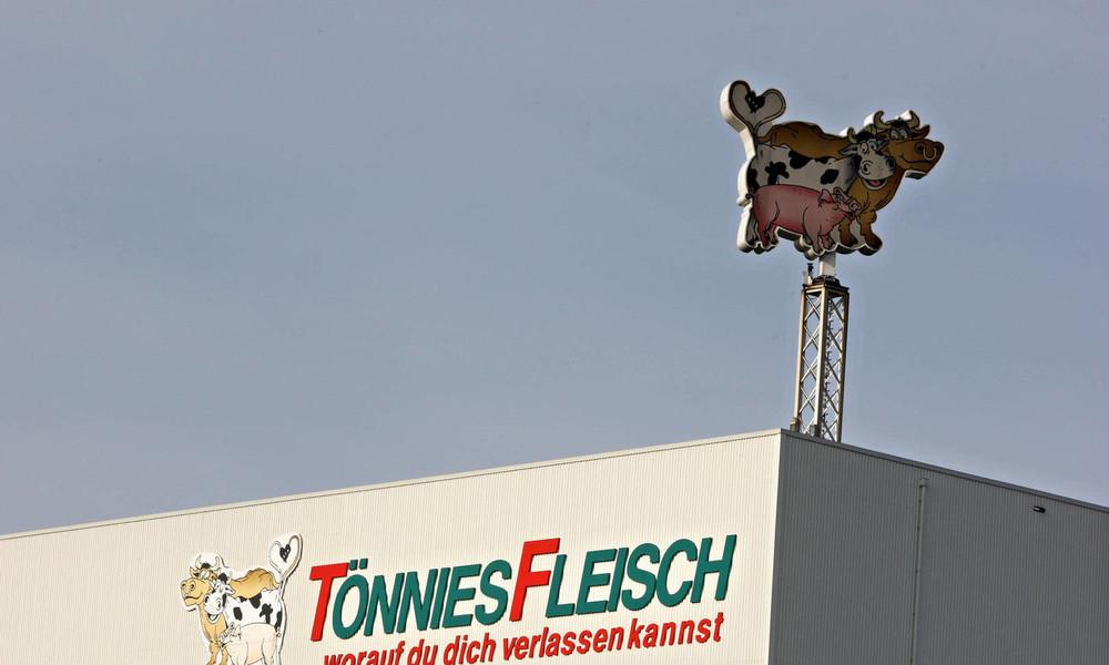 LIVE aus Rheda-Wiedenbrück – Corona-Ausbruch bei Tönnies-Schlachthof