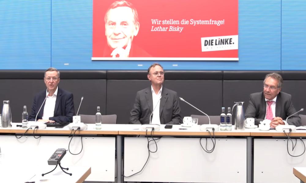 """Nordstream 2: Wirtschaftsverband und LINKE machen mobil gegen """"völkerrechtswidrige"""" US-Sanktionen"""