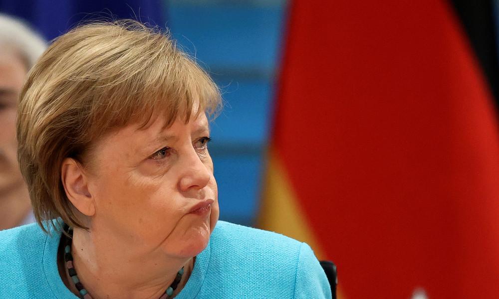 LIVE: Bundeskanzlerin Merkel informiert Bundestag über kommende deutsche EU-Ratspräsidentschaft
