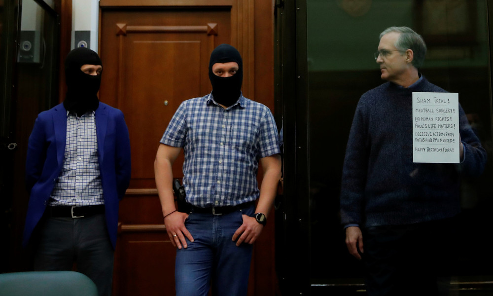 USA und Russland diskutieren über Tausch von US-Spion für verschleppte Russen