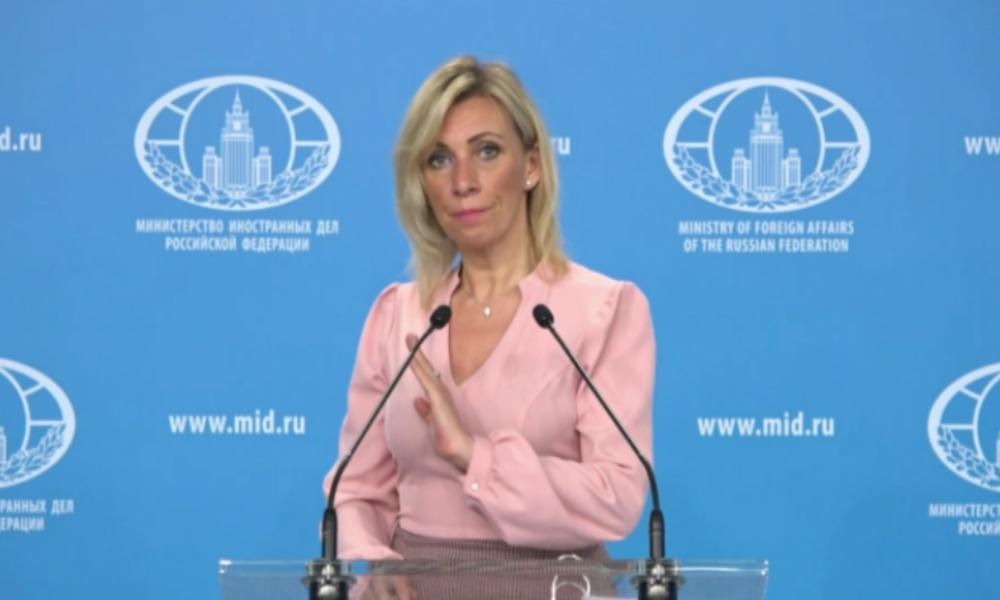Moskau: US-Sanktionen gegen Nord Stream 2 zielen direkt auf deutsche Wirtschaft