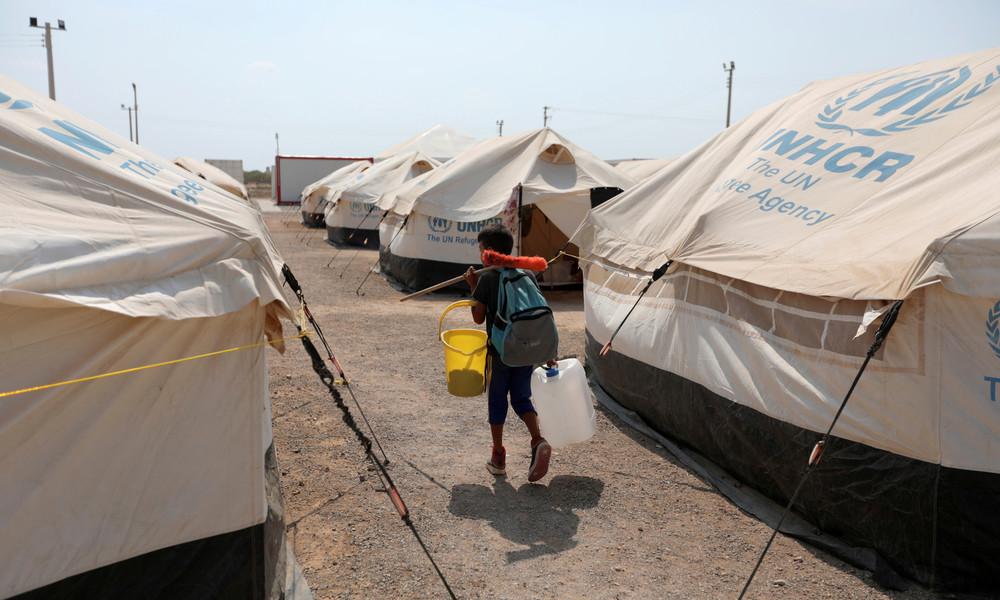 UN-Flüchtlingshilfswerk: Mehr Flüchtlinge denn je, auch künftig mehr Flucht in Richtung Europa