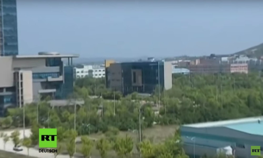 Konflikt auf der Koreanischen Halbinsel: Nordkorea sprengt Verbindungsbüro