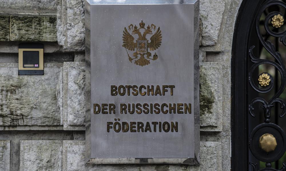 Russlands Botschafter zu Tiergarten-Mord: Anschuldigungen nach wie vor nicht durch Fakten bekräftigt