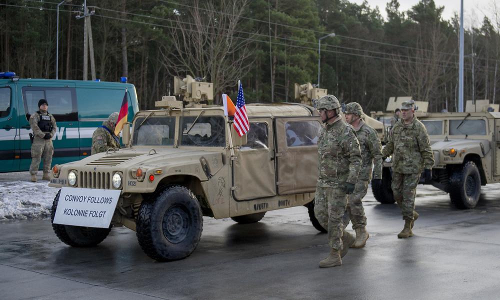 US-Demokraten wollen mit Gesetzentwurf Truppenabzug aus Deutschland verhindern