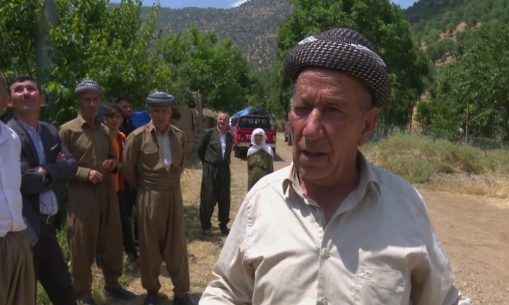 """Erdoğan startet Irak-Offensive gegen """"PKK"""": Dorfbewohner wegen Bombardierung in Todesangst"""