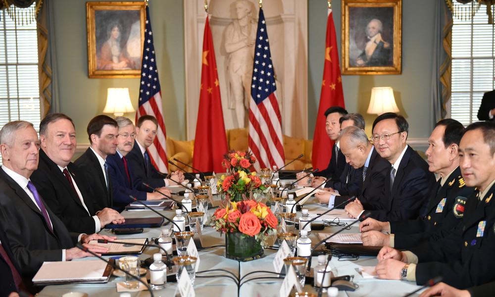 Trump bleibt dabei: Abkopplung von China ist eine Option für die USA