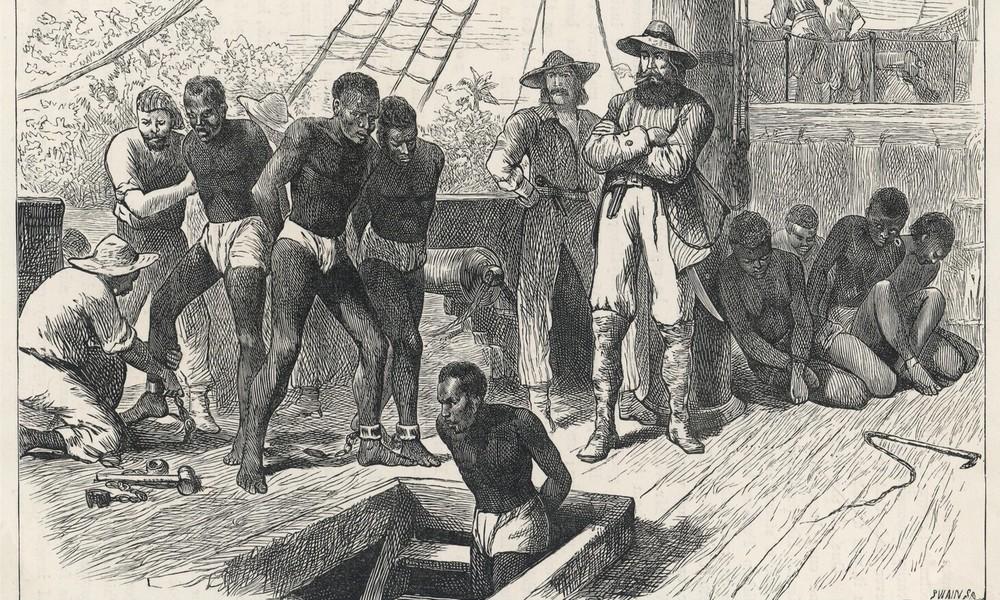 Profiteure der Sklaverei: Britische Unternehmen werden von ihrer Vergangenheit eingeholt