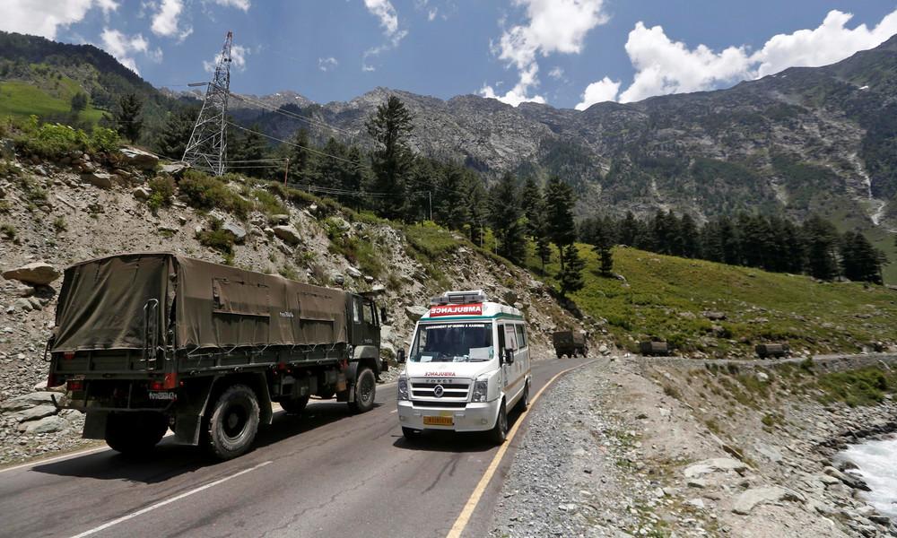 China macht Indien für Grenzzwischenfall verantwortlich