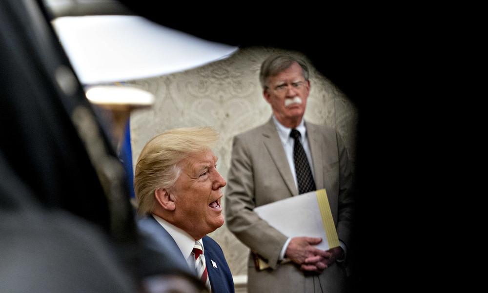 US-Gericht erlaubt Publikation von John Boltons Buch – Regierung will Ex-Berater Gewinne verwehren