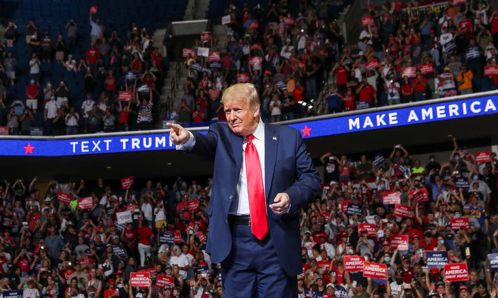 Donald Trump erneuert seine Kritik: Deutschland schulde den USA eine Billion Dollar