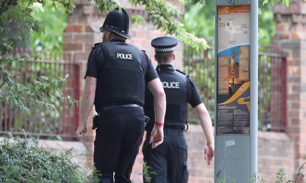 Britische Polizei stuft Messerangriff als Terrorismus ein