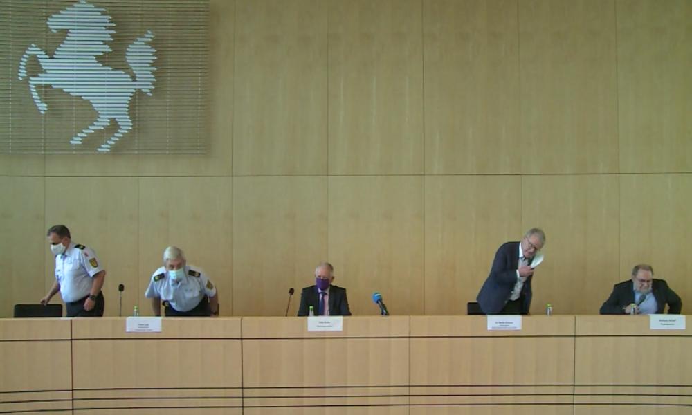 Nach Gewaltnacht gegen Beamte in Stuttgart: Polizei gibt Festnahmen bekannt