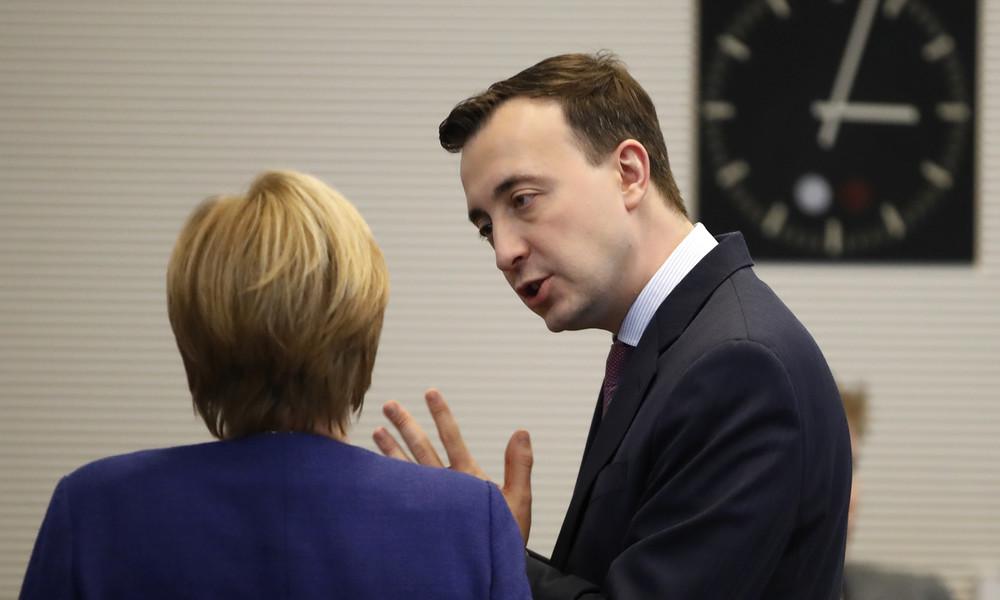 CDU lenkt ein: Generalsekretär Paul Ziemiak will Lobbyregister noch in dieser Legislaturperiode