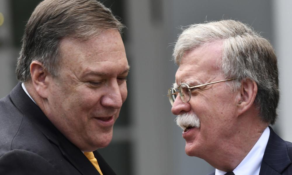 Trump wollte direkte Gespräche mit dem Iran – Netanjahu, Bolton und Pompeo verhinderten es
