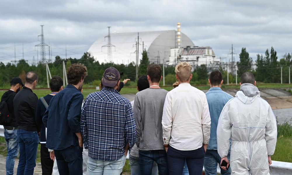 Ukraine veröffentlicht Geheimdokumente über Atomkraftwerk Tschernobyl