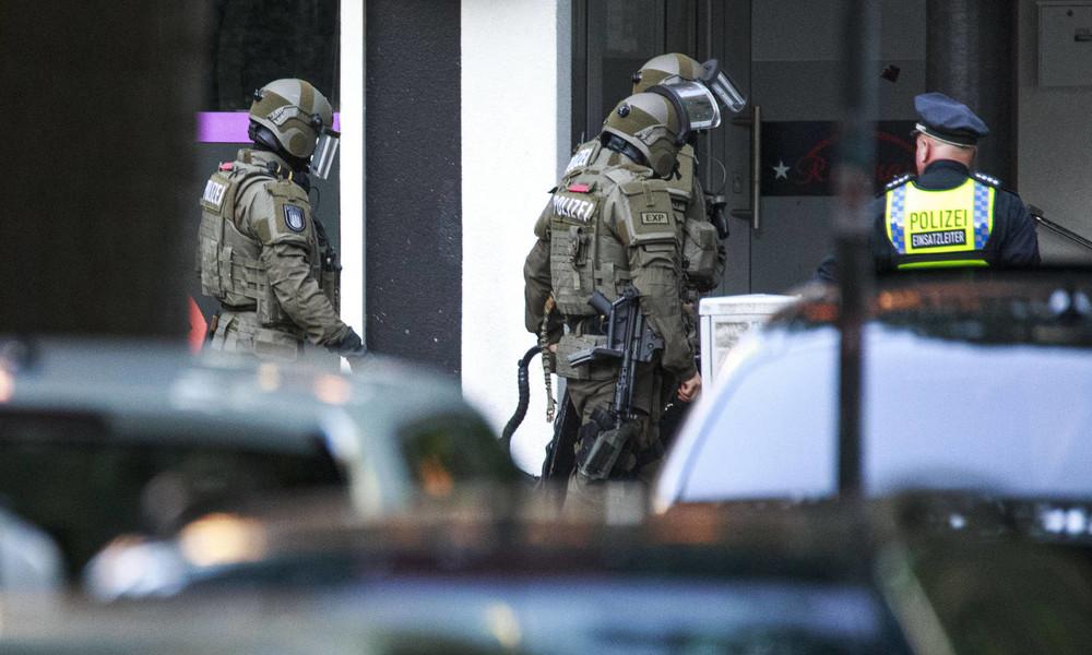 """Bundesinnenministerium verbietet Neonazi-Gruppierung """"Nordadler"""" – Razzien in vier Bundesländern"""