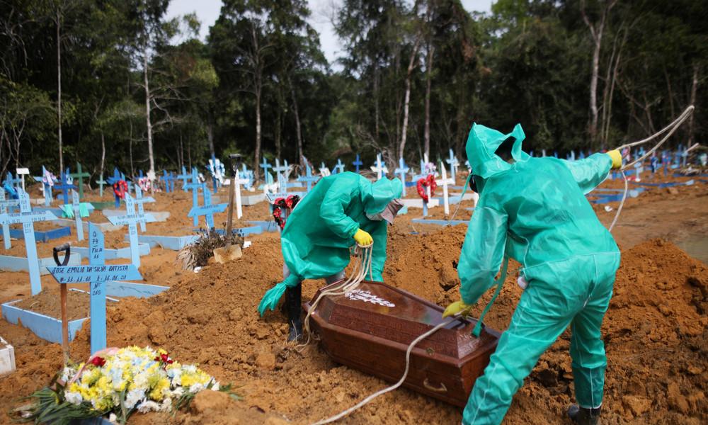 Lateinamerika entwickelt sich zum Zentrum der Corona-Pandemie – Brennpunkte sind Brasilien und Chile