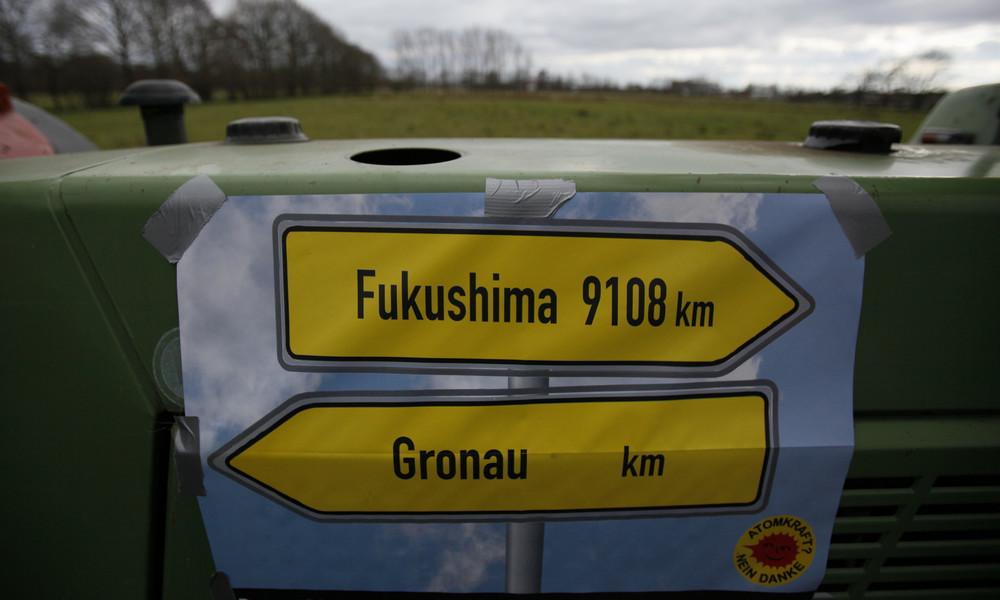 Alarm für Umweltschützer: Deutschland schickt erneut 600 Tonnen Atommüll nach Russland