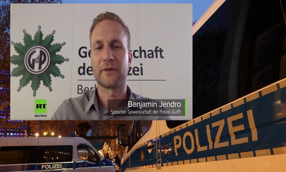 """Gewerkschaft der Polizei zur Gewalt in Stuttgart, """"latentem Rassismus"""" und umstrittenen taz-Artikel"""