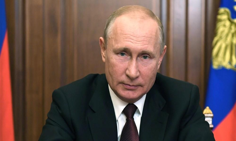 Wladimir Putin zieht Bilanz der Corona-Pandemie in Russland und kündigt weitere Finanzhilfen an