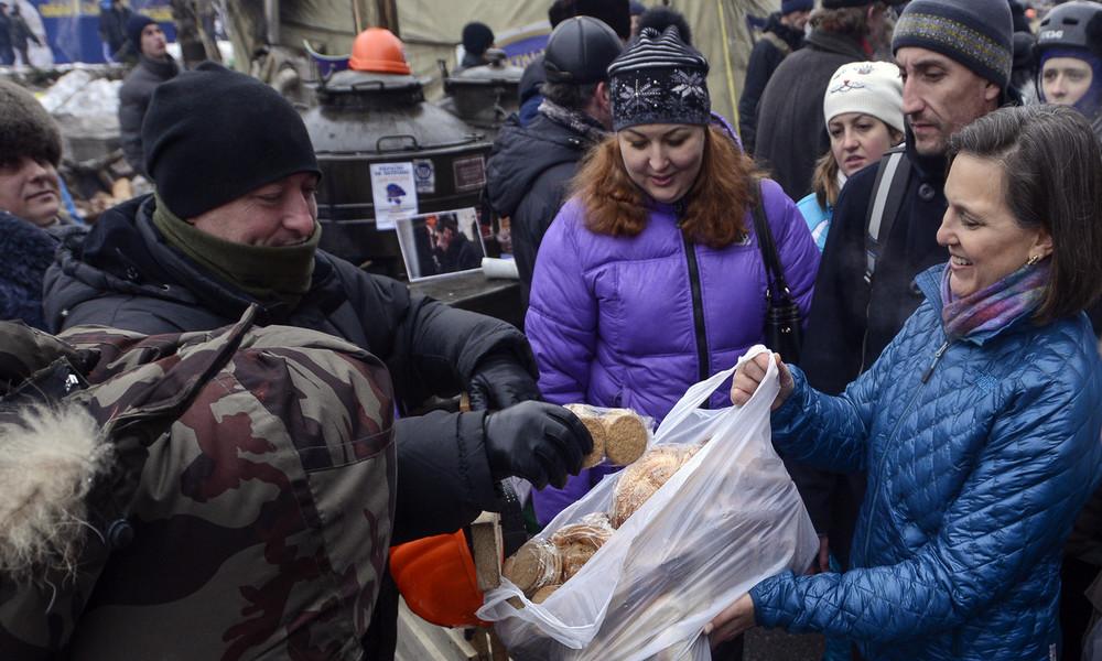 Altbackene Plätzchen von Victoria Nuland: Plan zur Russlandpolitik der USA ist dumm und riskant