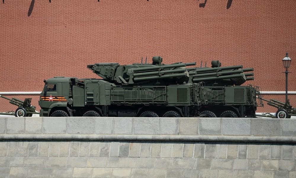 Kleinere Raketen für Panzir-SM: Neue Flugabwehr gegen Kleindrohnen