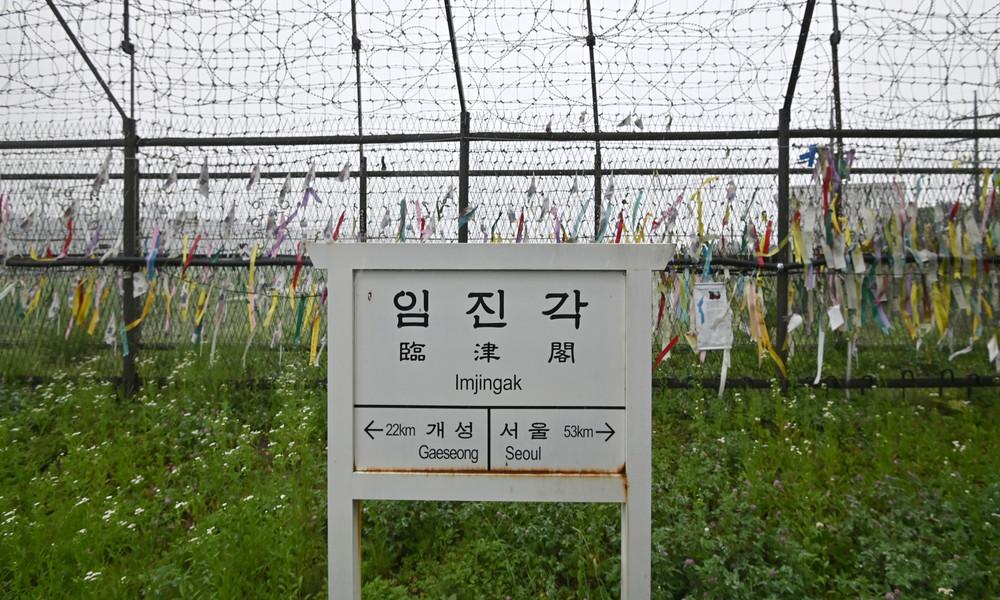 """Nach angedrohter """"Vergeltung"""": Lage auf koreanischer Halbinsel entspannt sich wieder"""