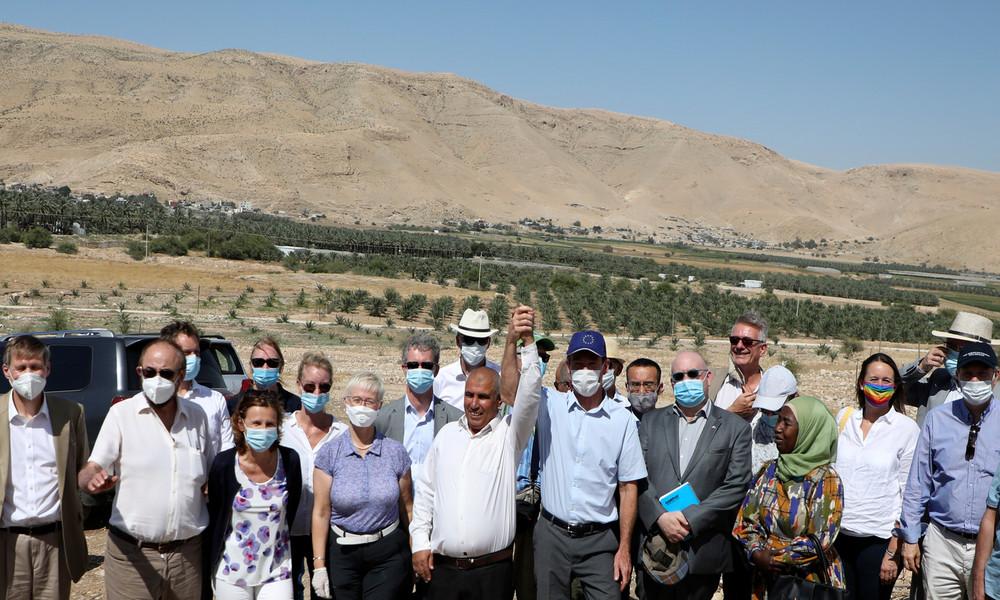 Heiße Phase vor geplanter israelischer Annexion läuft in Washington an