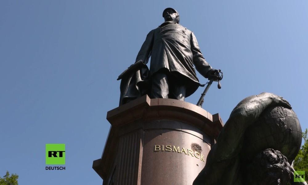 """Deutsche """"Kolonialverbrecher"""": Was tun mit ihren Statuen und Straßen? (Video)"""