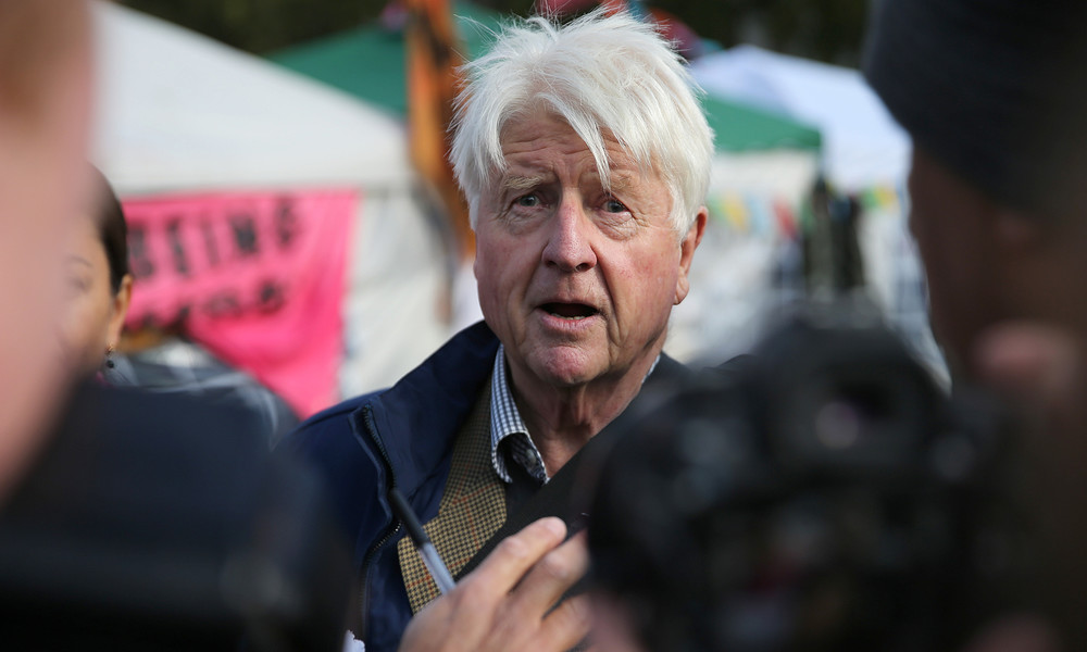 Oh, mon dieu: Boris Johnsons Vater möchte Franzose werden