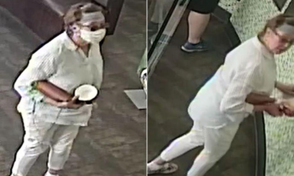 Streit über Corona-Abstand eskaliert: Frau hustet einjährigem Kind absichtlich ins Gesicht