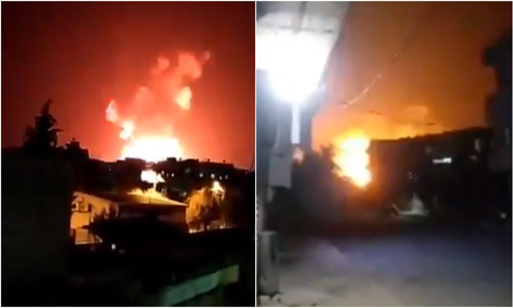 Syrien: Mehrere Tote bei israelischen und türkischen Luftangriffen